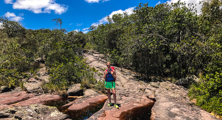 Travellers Insight Reiseblog Chapada Diamantina Flussbett