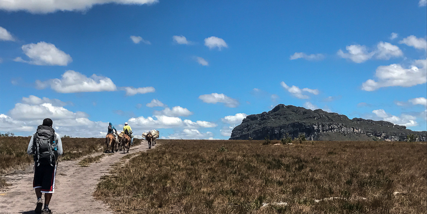 Travellers Insight Reiseblog Chapada Diamantina Wandern