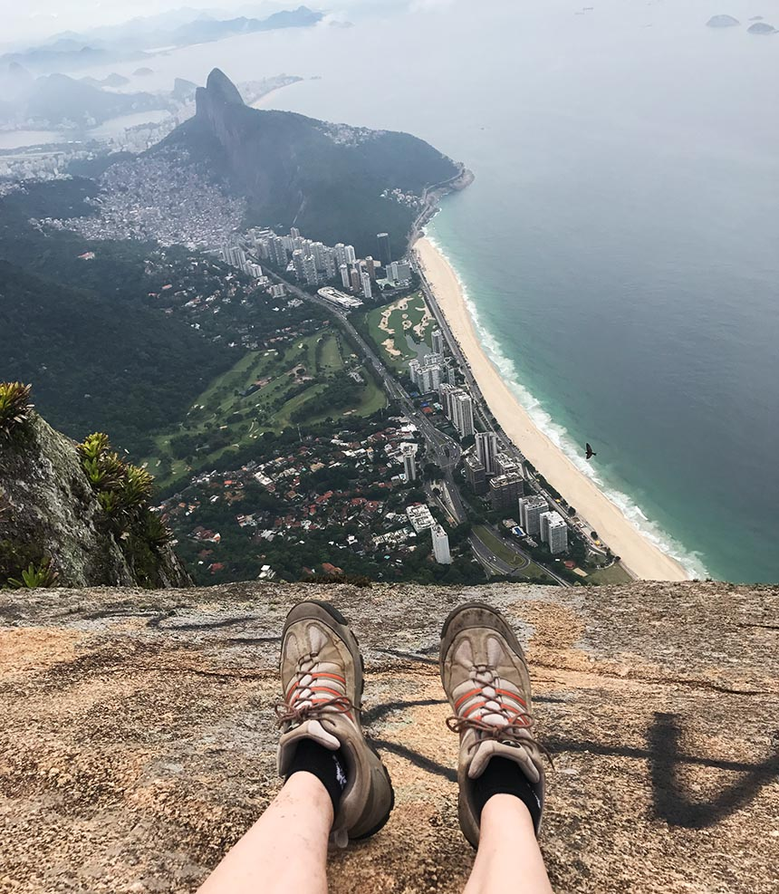Brasilien Rio Travellers Insight Reiseblog Pedra da Gavea