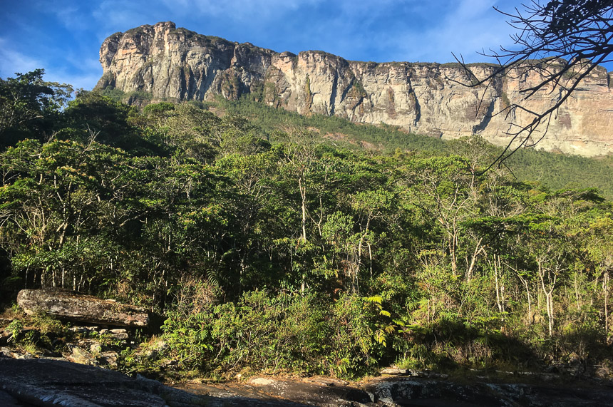 Travellers Insight Reiseblog Chapada Diamantina Tafelberge