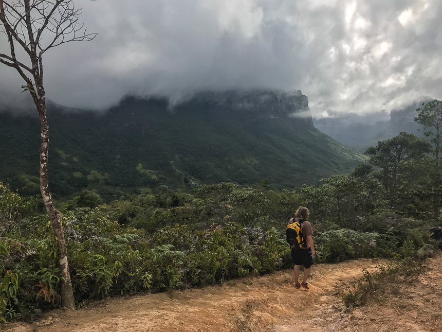 Travellers Insight Reiseblog Chapada Diamantina Berge