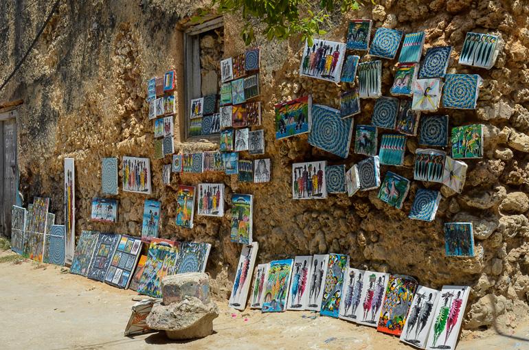 Travellers Insight Reiseblog Tansania Sansibar Kunst