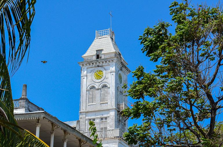 Travellers Insight Reiseblog Tansania Sansibar Turm