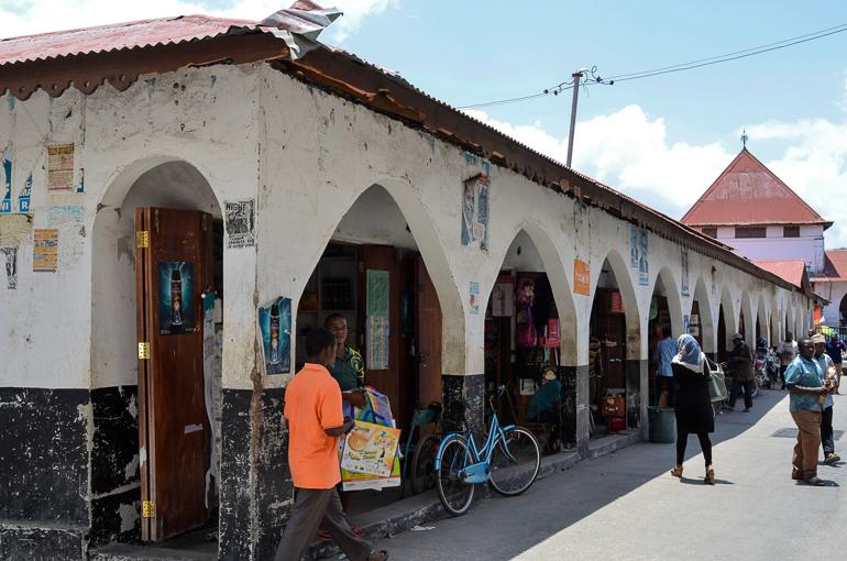Travellers Insight Reiseblog Tansania Sansibar Markt