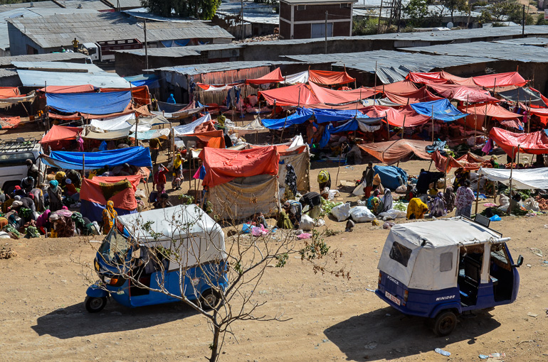 Äthiopien Harar Travellers Insight Reiseblog Markt