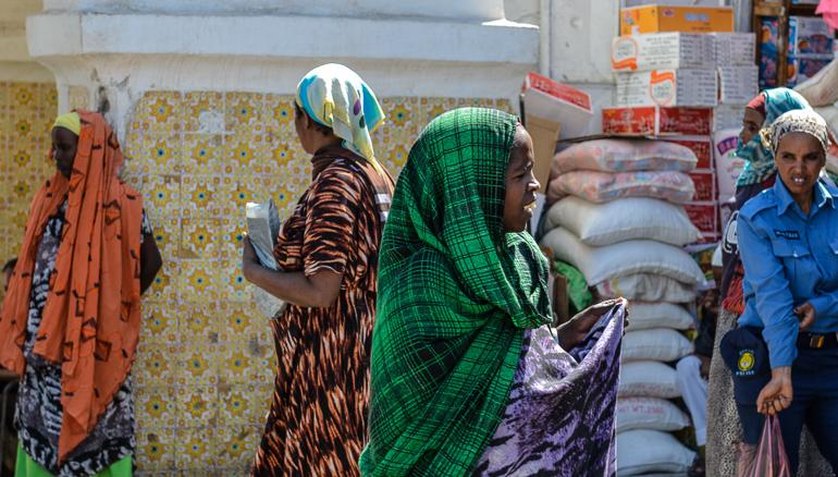 Äthiopien Harar Travellers Insight Reiseblog Altstadt