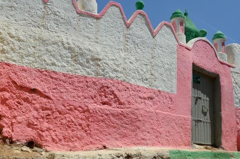 Äthiopien Harar Travellers Insight Reiseblog Moschee