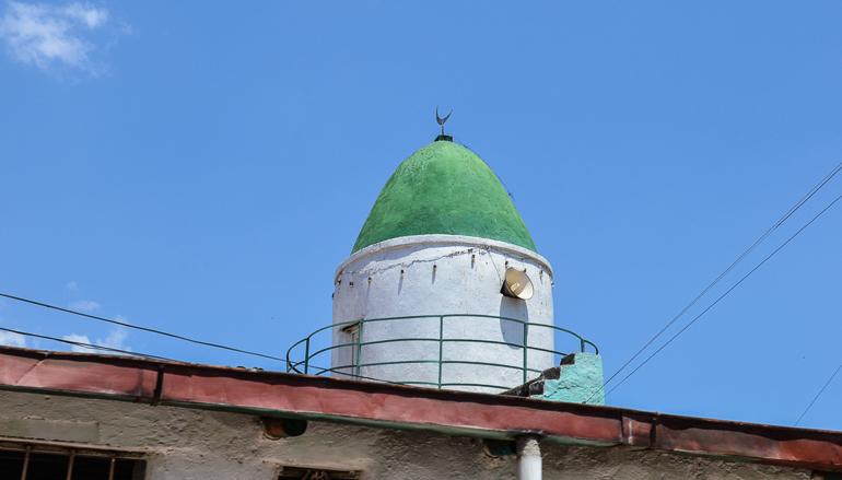 Äthiopien Harar Travellers Insight Reiseblog Minarett