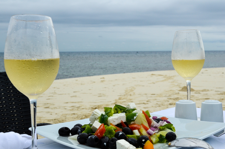Travellers Insight Reiseblog Tansania Sansibar Sandbank