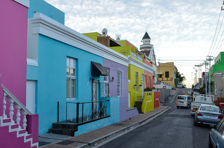 Travellers Insight Reiseblog Südafrika Kapstadt Bo-Kaap