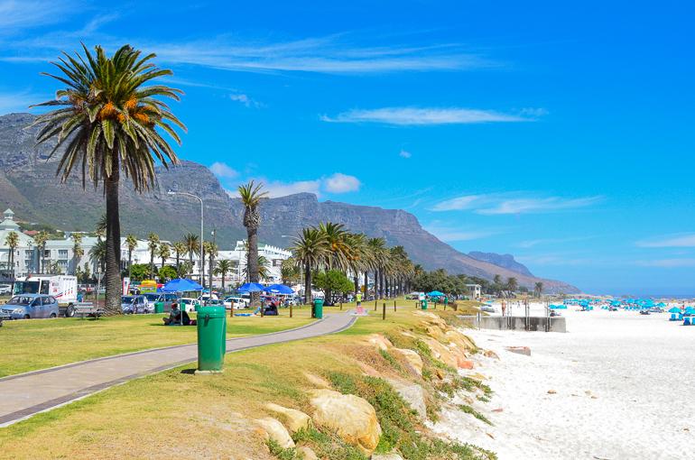 Travellers Insight Reiseblog Südafrika Kapstadt Camps Bay