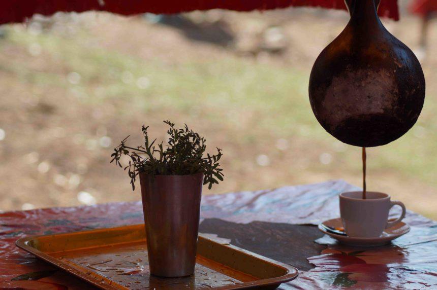 Travellers Insight Reiseblog Kaffee Äthiopien Kaffeetasse