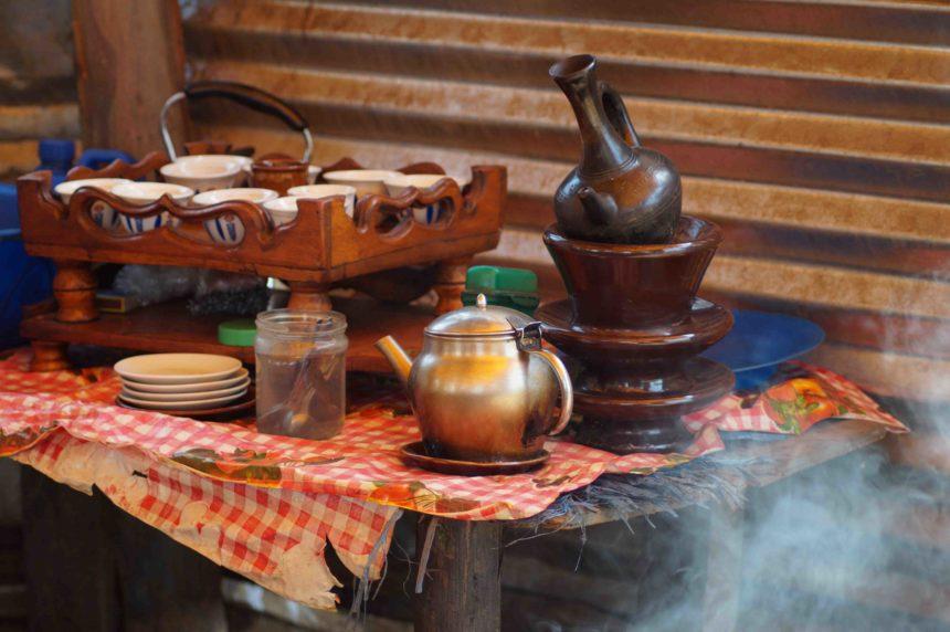 Travellers Insight Reiseblog Kaffee Äthiopien Kaffeezeremonie