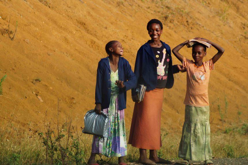 Travellers Insight Reiseblog Kaffee Äthiopien Kinder in Kafa