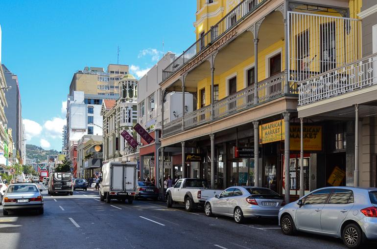 Travellers Insight Reiseblog Südafrika Kapstadt Long Street