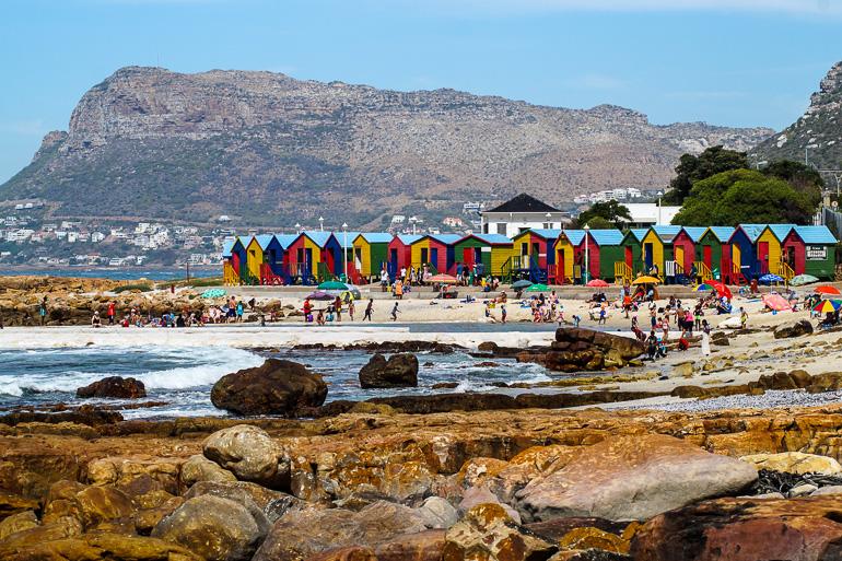 Travellers Insight Reiseblog Südafrika Kapregion bunte Häuser