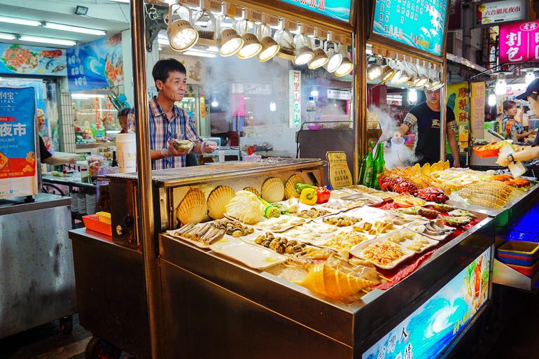 Travellers Insight Reiseblog Taiwan Sun Moon Lake Kaohsiung Nachtmarkt