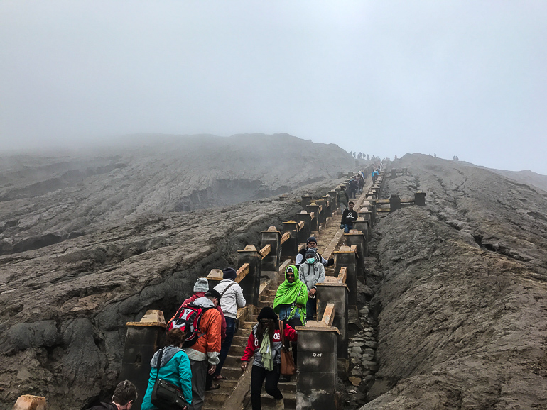 Travellers Insight Reiseblog Indonesien Java Bromo