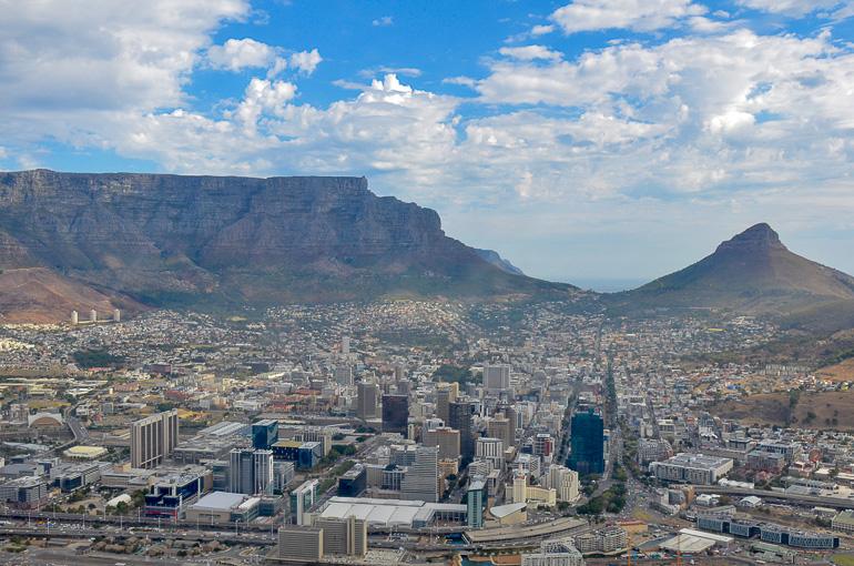 Travellers Insight Reiseblog Südafrika Kapstadt Helikopterflug