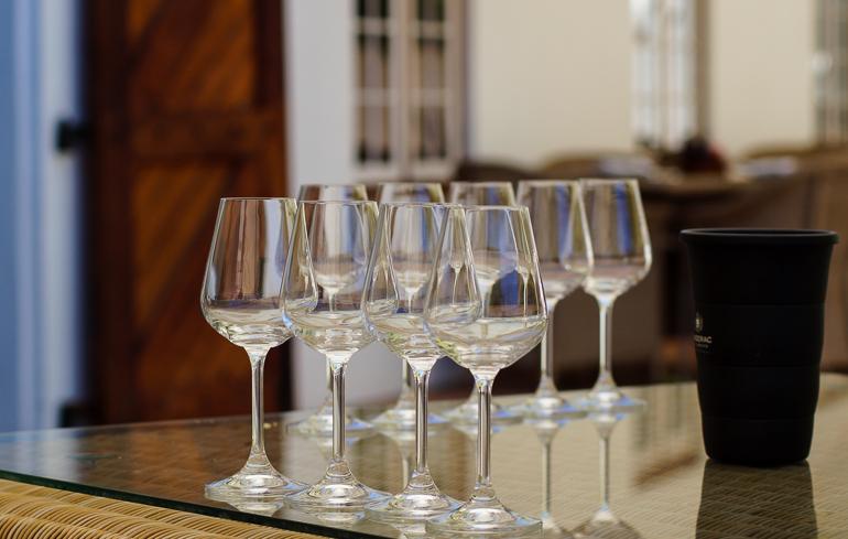 Travellers Insight Reiseblog Südafrika Wein Weingut Lanzerac
