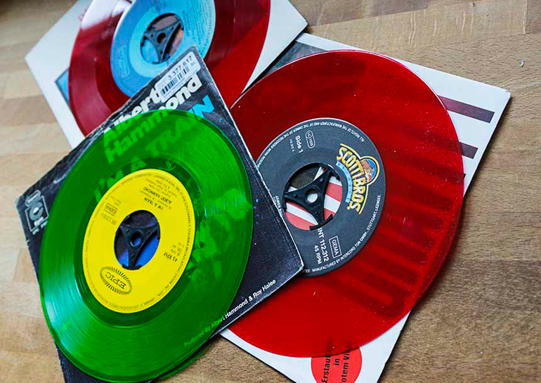 Travellers Insight Reiseblog Record Store Day 2017 Colored Vinyl