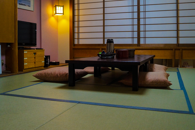 Travellers Insight Reiseblog Japan Tokio Ryokan