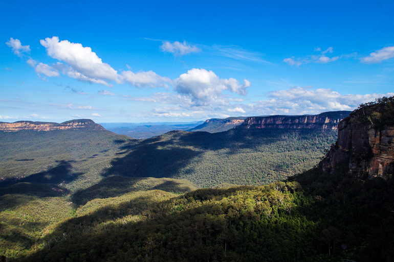 Travellers Insight Reiseblog Blue Mountains Scenic World
