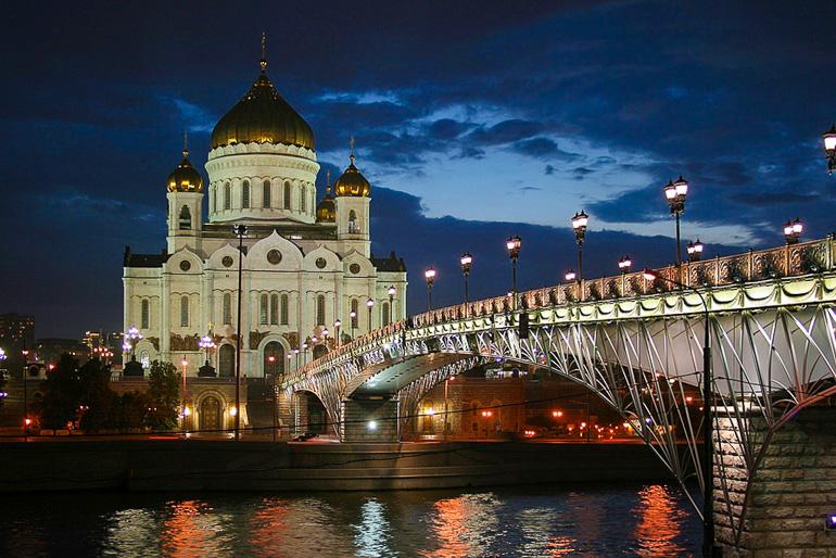 Travellers Insight Reiseblog Gotteshäuser Christi-Erlöser-Kathedrale Moskau