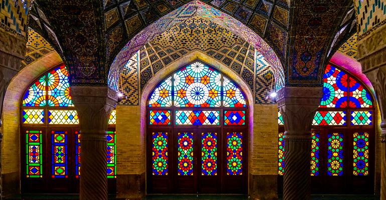 Travellers Insight Reiseblog Gotteshäuser Nasir-al-Molk-Moschee