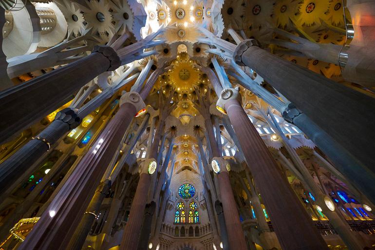 Travellers Insight Reiseblog Gotteshäuser Sagrada Familia