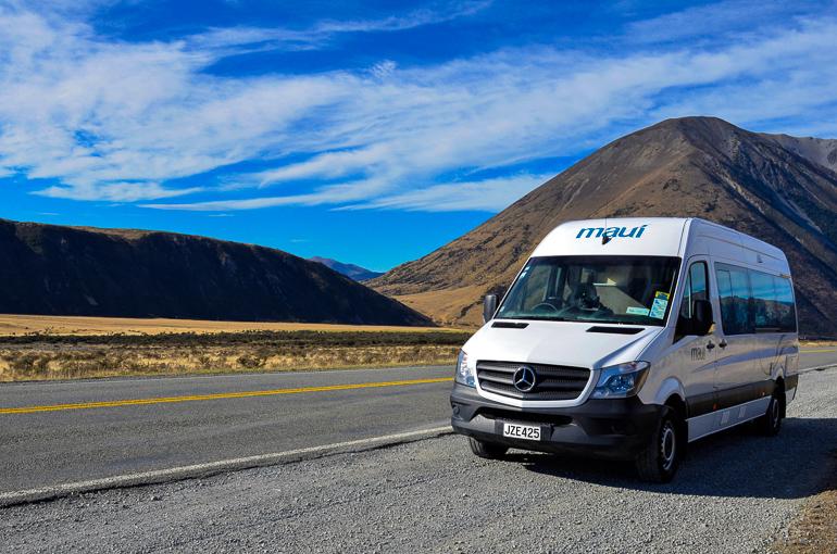 Travellers Insight Reiseblog Neuseeland Reise Camper