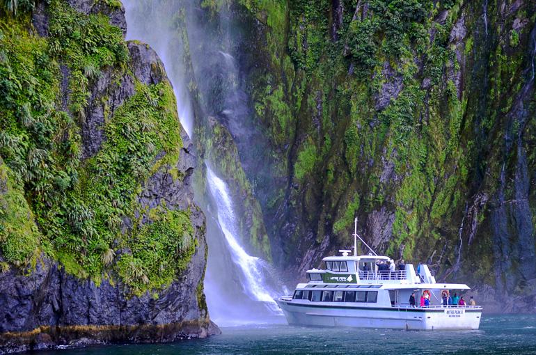 Travellers Insight Reiseblog Neuseeland Reise Milford Sound