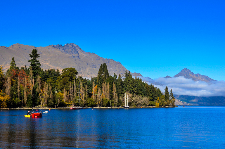 Travellers Insight Reiseblog Neuseeland Reise Queenstown