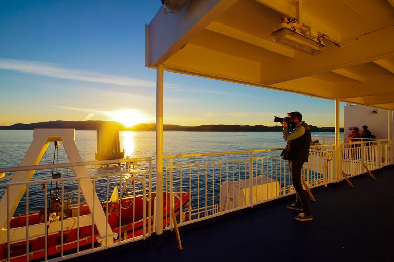 Travellers Insight Reiseblog Neuseeland Tipps Fähre Wellington