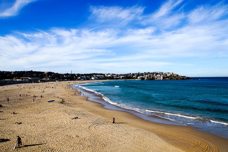 Travellers Insight Reiseblog Sydney Redfern Bondi Beach