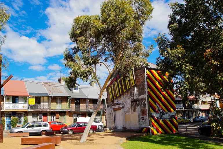 Travellers Insight Reiseblog Sydney Redfern Graffiti