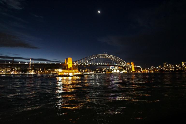 Travellers Insight Reiseblog Sydney Redfern Harbour Bridge