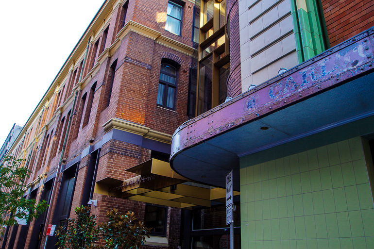 Travellers Insight Reiseblog Sydney Redfern The Old Clare Hotel