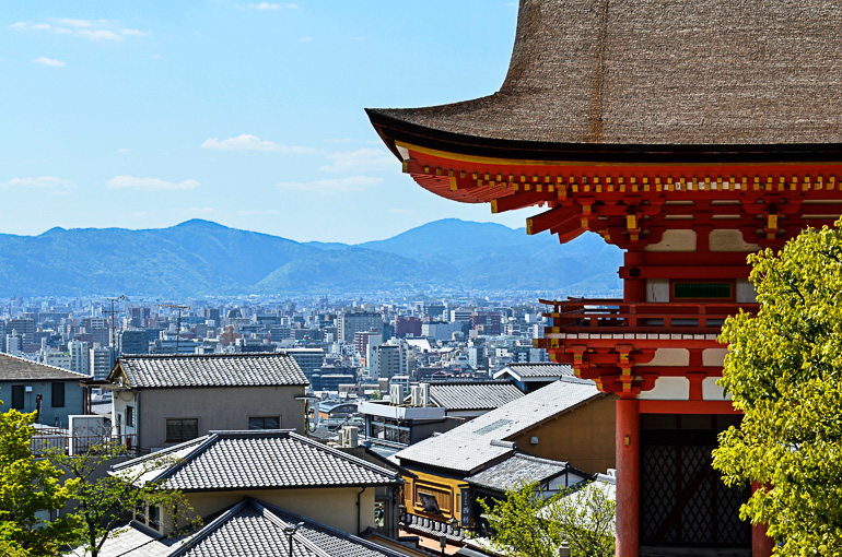 Travellers Insight Reiseblog Kyoto Tempel Kiyomizi-dera