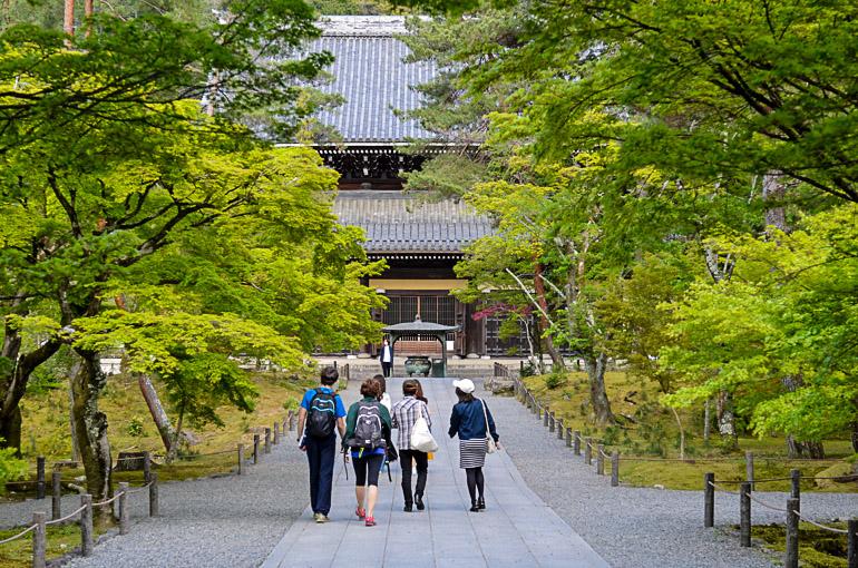 Travellers Insight Reiseblog Kyoto Tempel Nanzen-ji