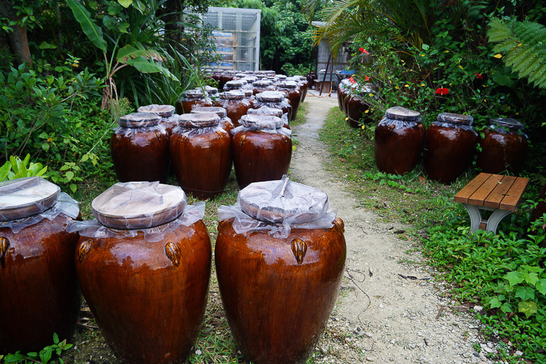 Travellers Insight Reiseblog Yaeyama Inseln Japan Salzfabrik