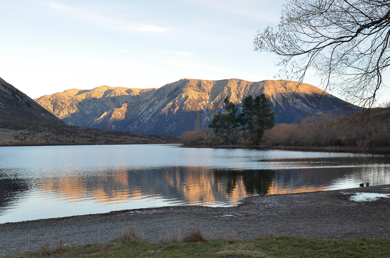 Travellers insight Reiseblog Neuseeland Südinsel Roadtrip Lake Pearson