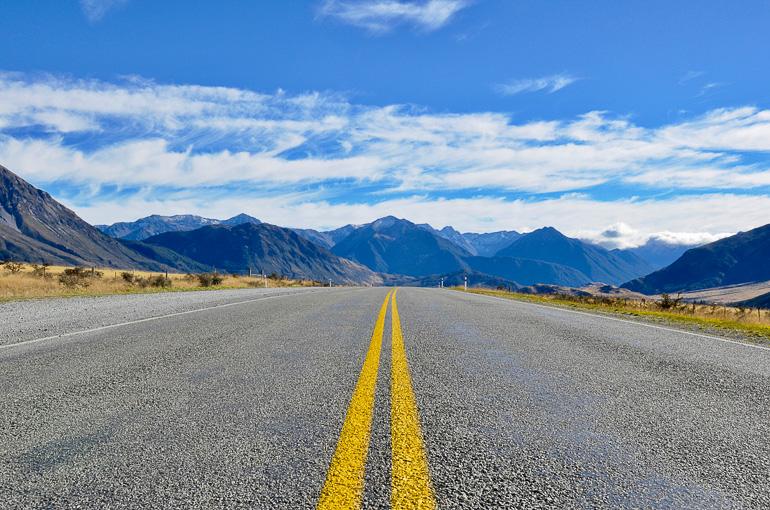 Travellers insight Reiseblog Neuseeland Südinsel Roadtrip Franz Josef Gletscher