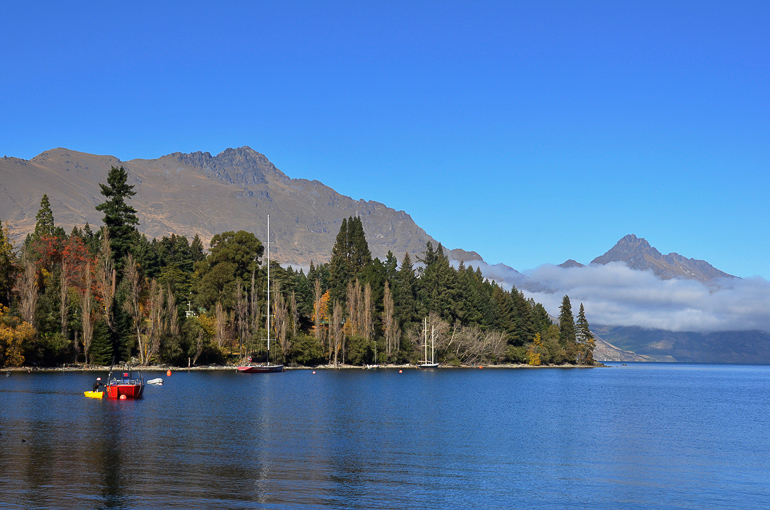 Travellers insight Reiseblog Neuseeland Südinsel Roadtrip Queenstown