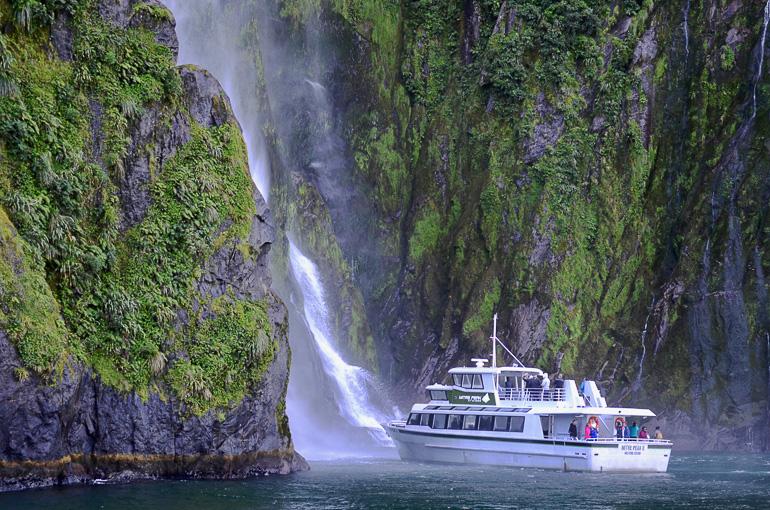 Travellers insight Reiseblog Neuseeland Südinsel Roadtrip Milford Sound