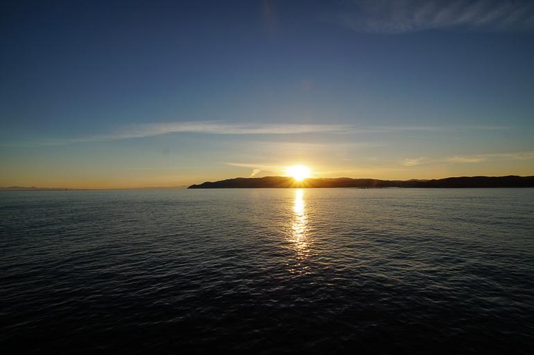 Travellers Insight Reiseblog Neuseeland Nordinsel Roadtrip Fähre Wellington