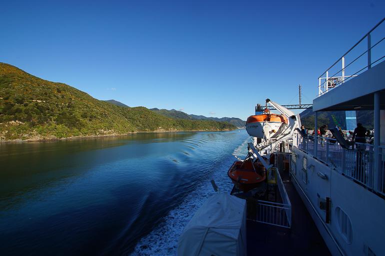 Travellers Insight Reiseblog Neuseeland Nordinsel Roadtrip Fähre