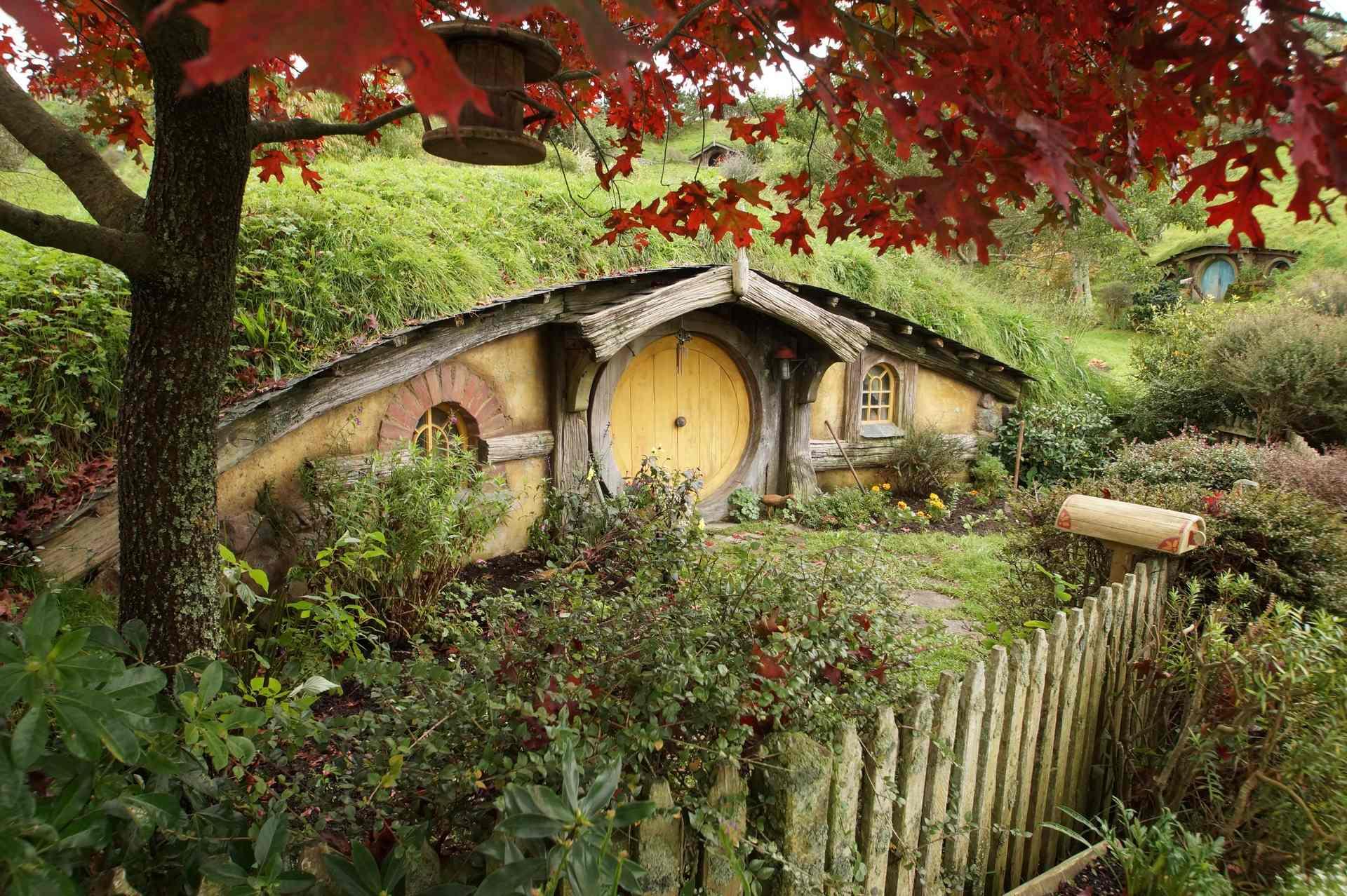 Hobbit Haus Neuseeland Kaufen – Wohn design