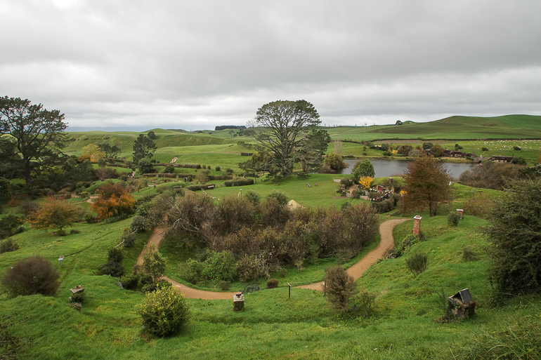 Travellers Insight Reiseblog Neuseeland Nordinsel Roadtrip Hobbiton