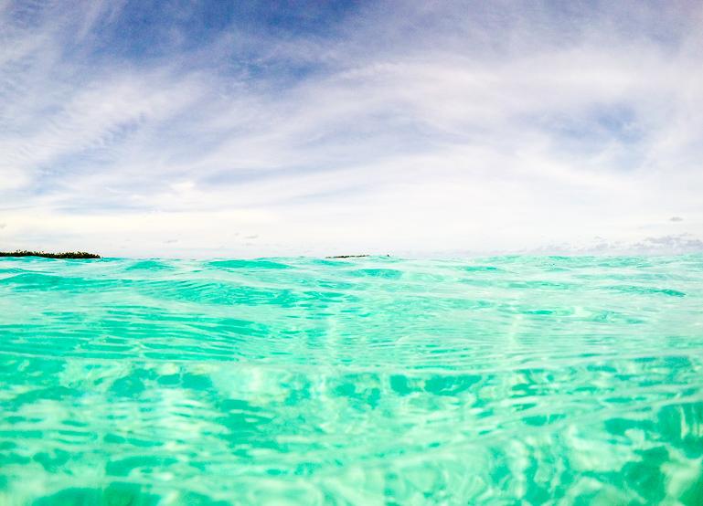 Travellers Insight Reiseblog Cook Inseln Aitutaki Schnorcheln